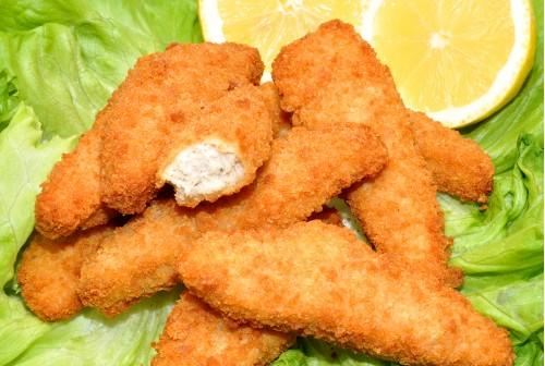 Chicken Goujons (Plain)