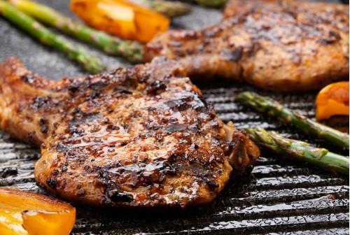 Boneless Pork Chops x4