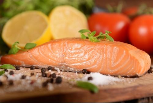 Salmon Fillets x4