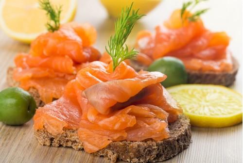 Smoked Salmon 200g (Sliced)