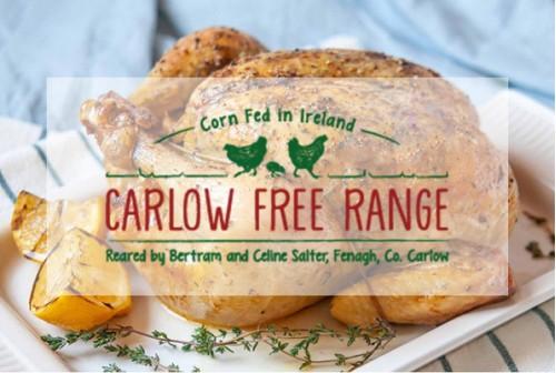 Carlow Foods Free Range Whole Chicken