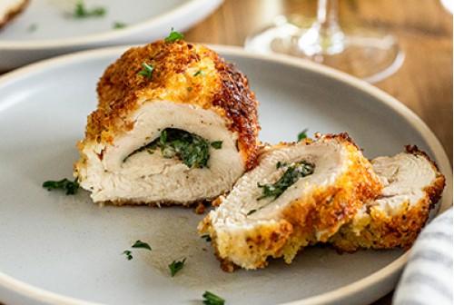 Breaded Chicken Kiev Large x3
