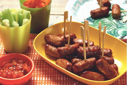 Cocktail Sausages 400g
