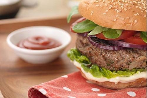 Gluten Free Beef Burgers x6