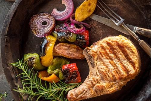 Salters Free Range Pork Chops (OTB) x2