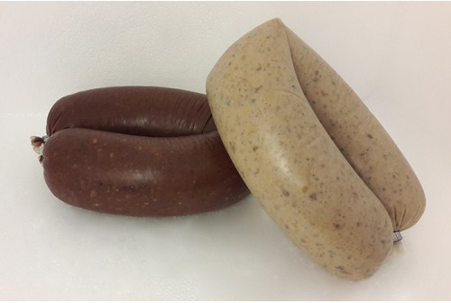 Traditional Black Pudding Ring