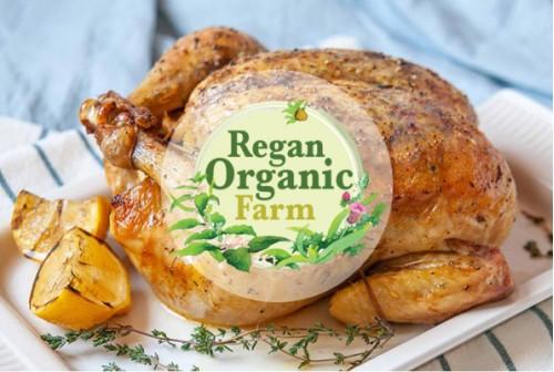 Regan Organic Whole Chicken