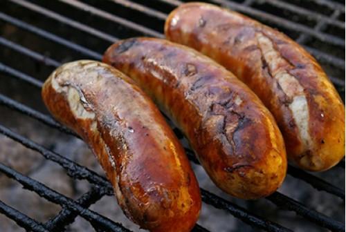 Pack Jumbo BBQ Sausages x6