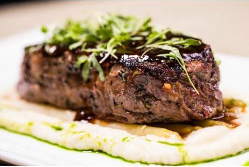 Striploin Steaks x3 6oz