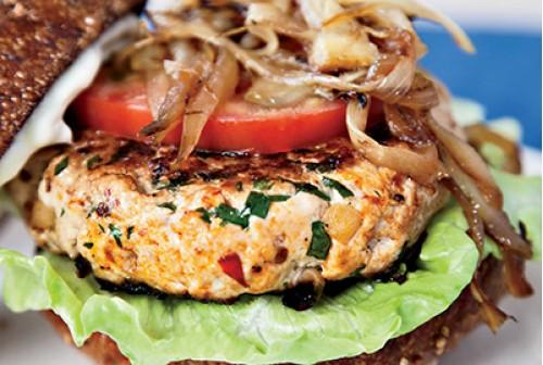 Turkey Burgers (Chilli & Coriander) x10