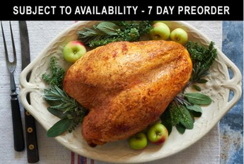 Whole Fresh Turkey 6kg